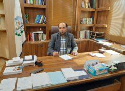 پیام سرپرست شهرداری آب پخش بمناسبت شهادت جمعی از پرسنل نداجا